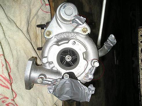 Турбина на змз 405