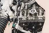 Как поменять компенсаторы на 406 двигателе